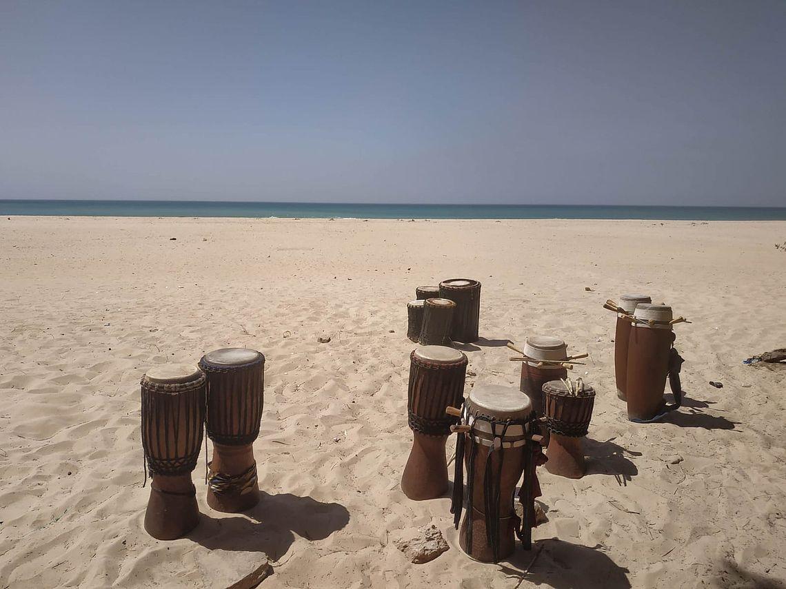 Sabar - instruments