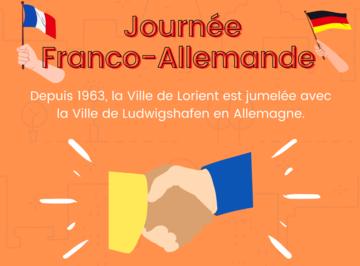 Journée franco-allemande