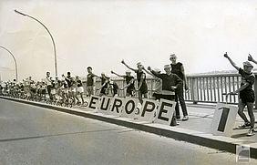 passage du Tour en 1962