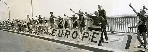 Tour en 1962