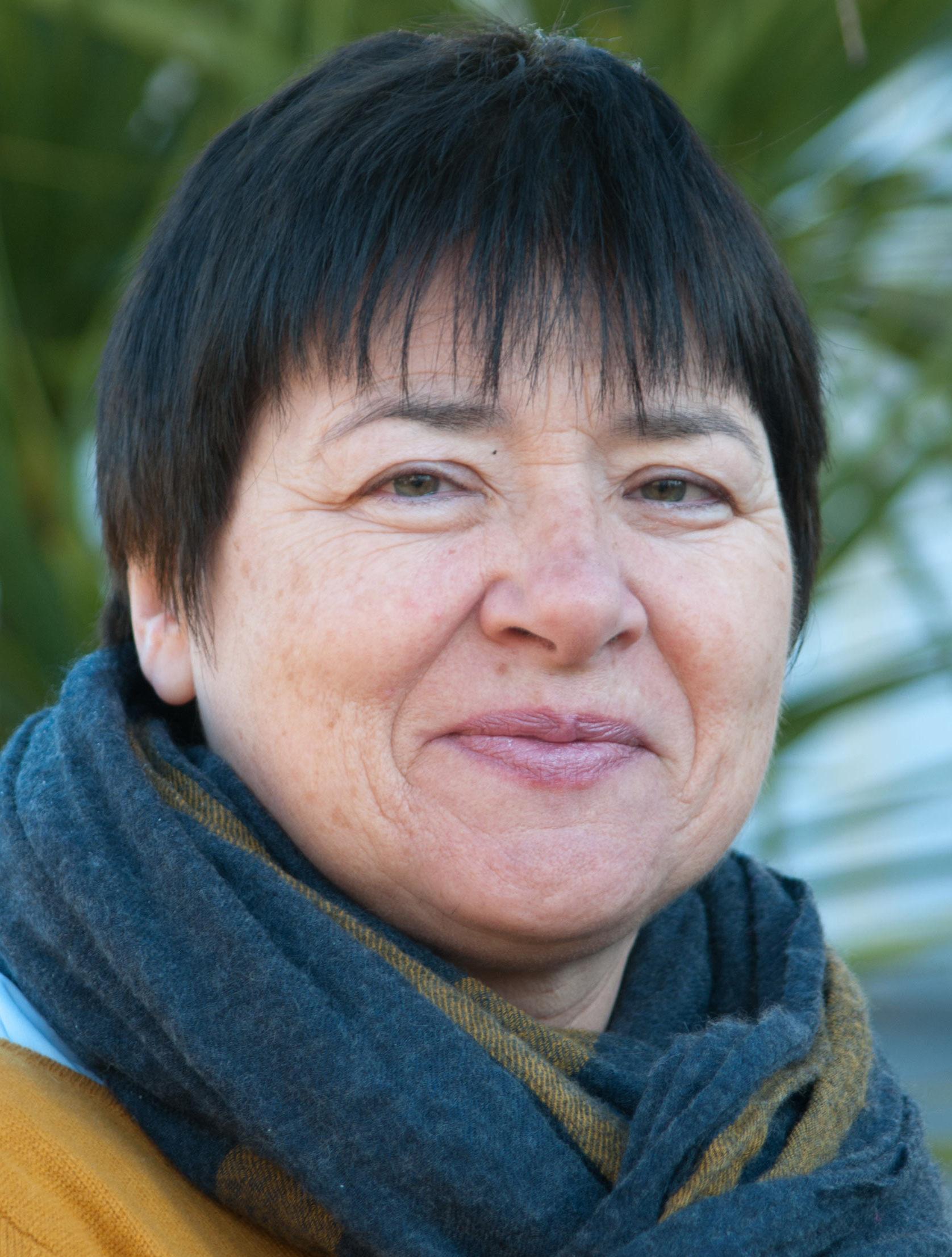 Claudine Le Goff, adjointe au maire chargée de la petite enfance et de la parentalité