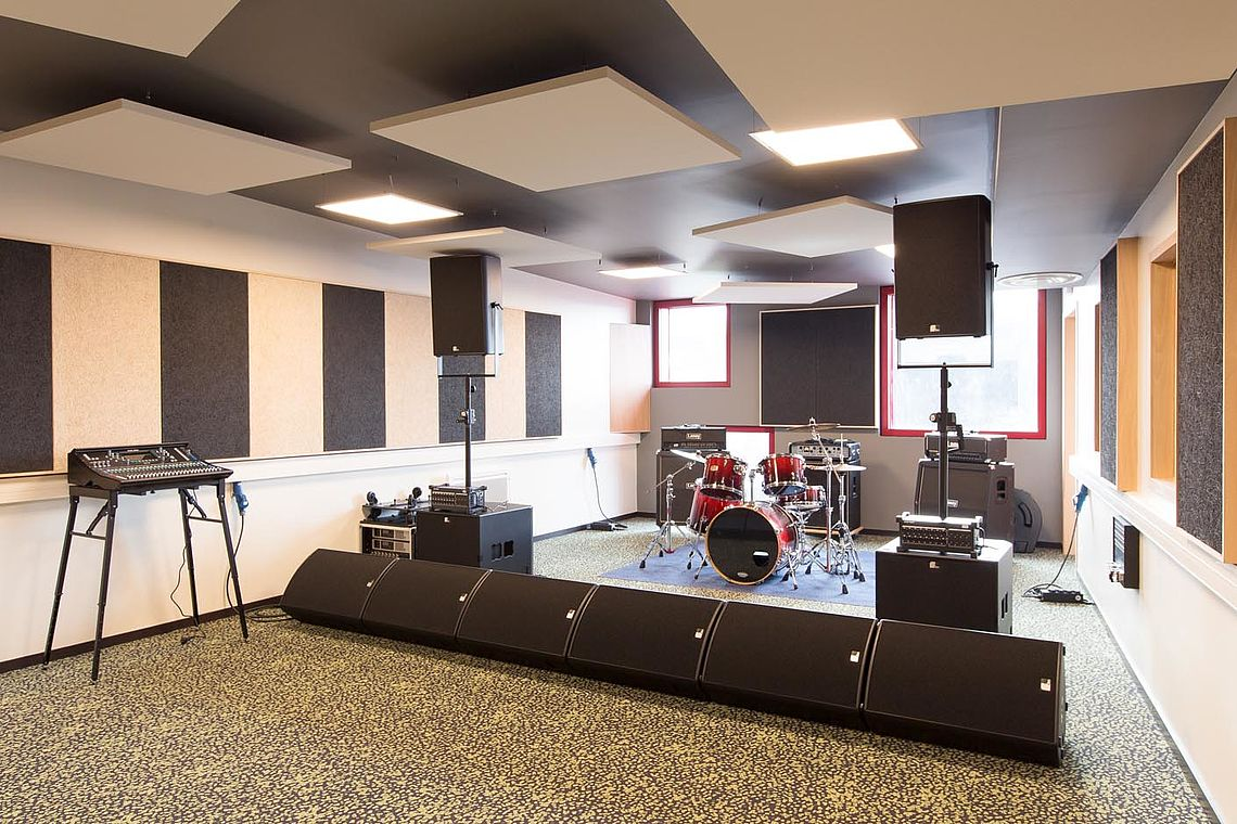 Hydrophone Studio de répétition