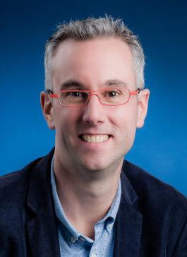 Stéphane DANIEL, chargé de la vie de quartiers et de la démocratie participative - secteur Lorient Nord