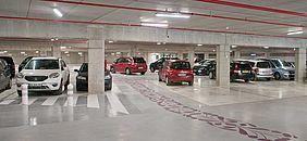 Parking place d'armes