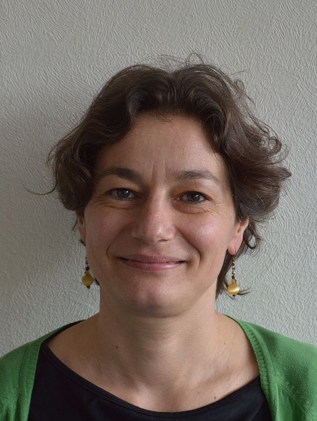Laure Dechavanne, adjointe à la voirie