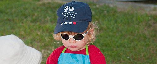 tout-petits lunettes de soleil