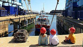 Circuits portuaires - image : Maison de la mer