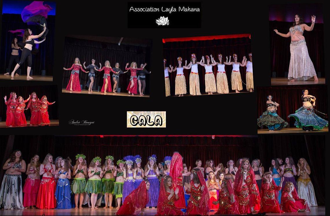 Photo gala de danse de fin d'année