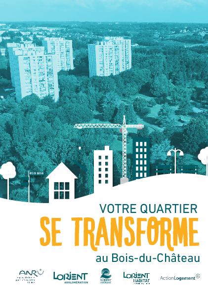 Bois-du-Château se transforme