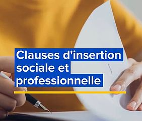 Clauses d'insertion