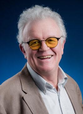 Alain LE BRUSQ, chargé du commerce et de la vie économique locale