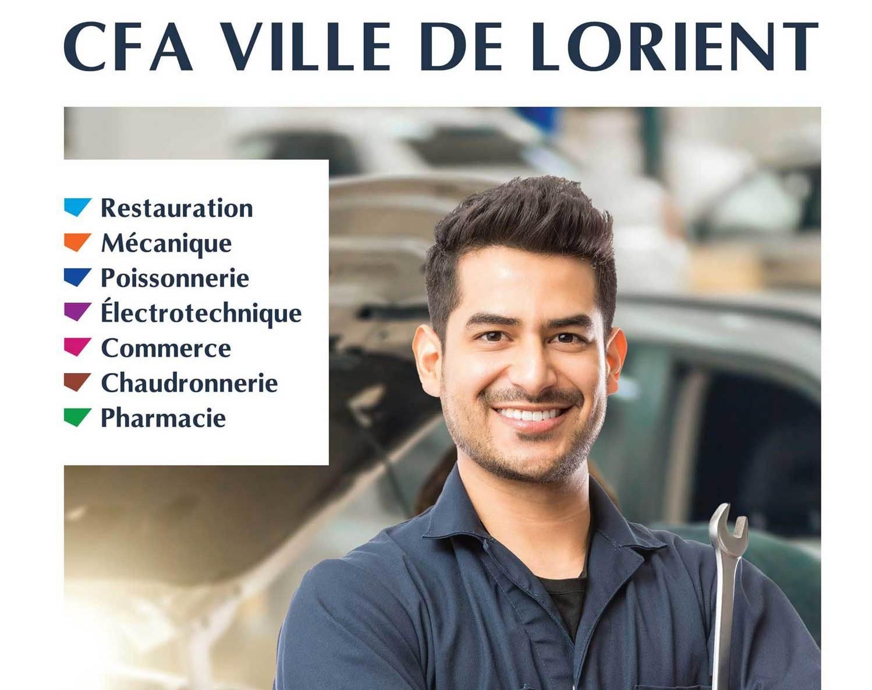 7 secteurs de formation au CFA