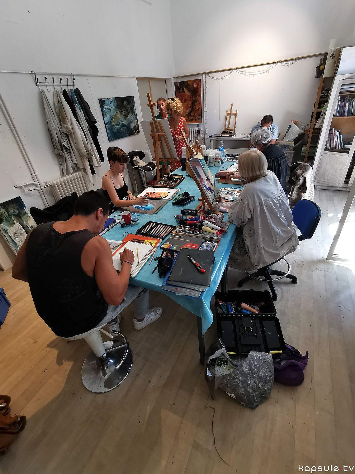 L'atelier d'anna