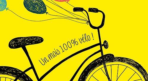 Juin, 100 % vélo