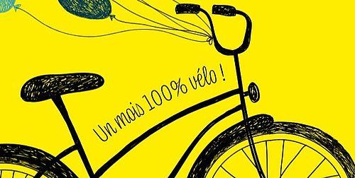 100 % vélo les 26 et 27 juin