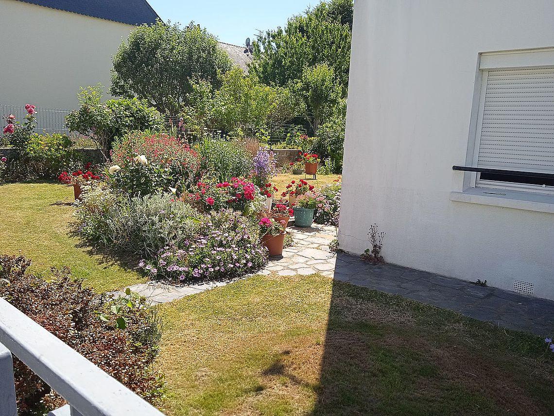 jardin de Janine Garniel