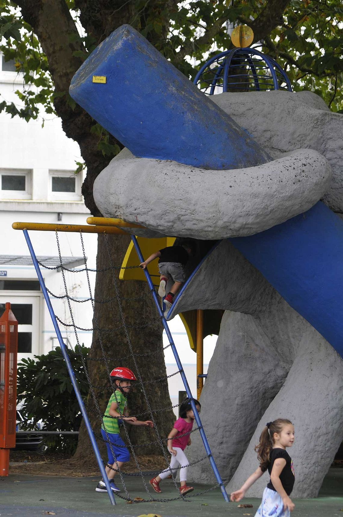 L'éléphant du square Brizeux