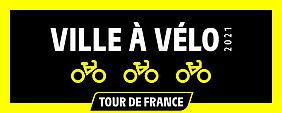 label ville à vélo du Tour de France