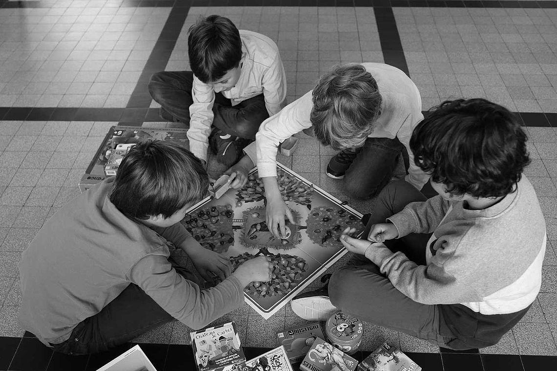 Droit aux loisirs - du temps pour jouer