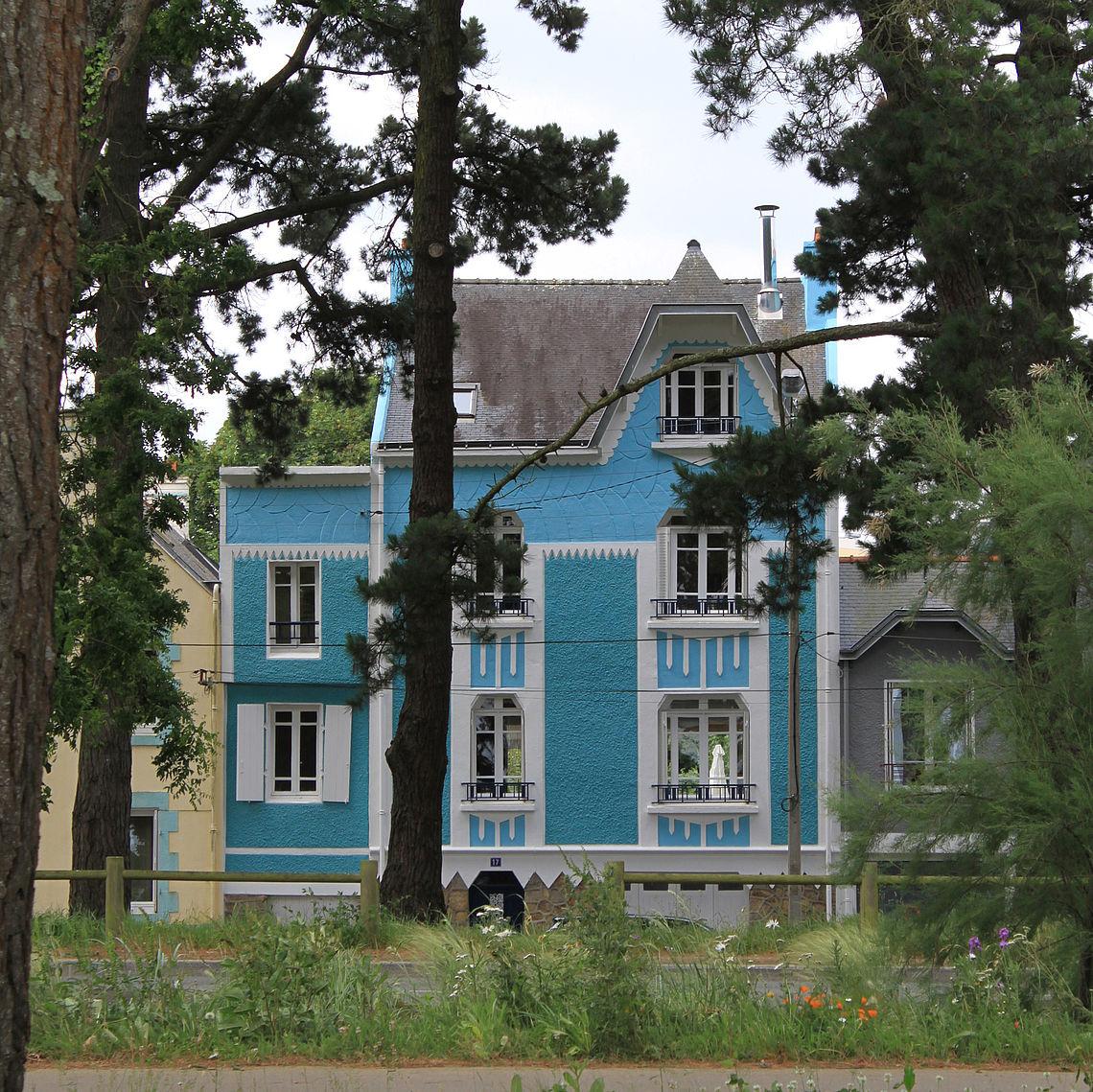 Villas au bord du Scorff