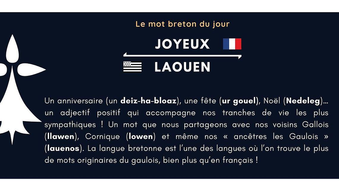 Laouen - Joyeux