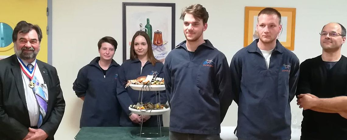 Apprentis MAF 2019
