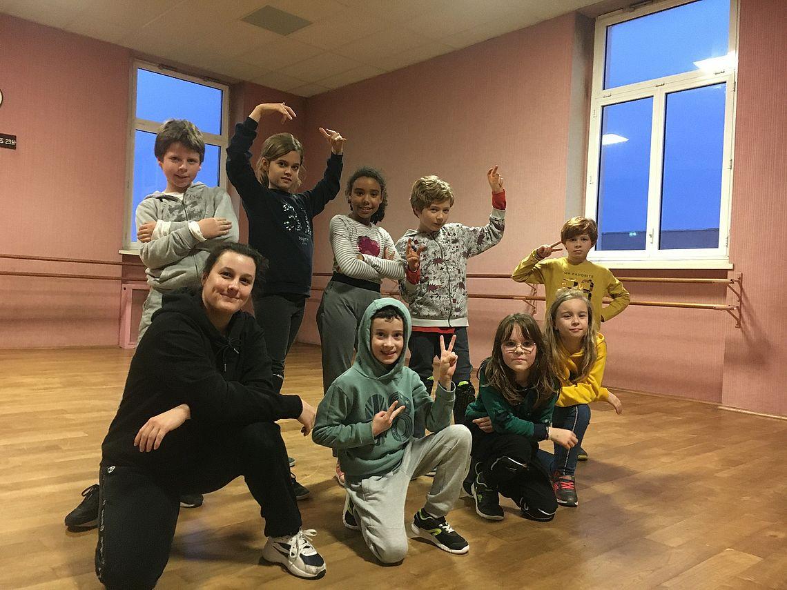 Cours Enfants 2019 - Lorient
