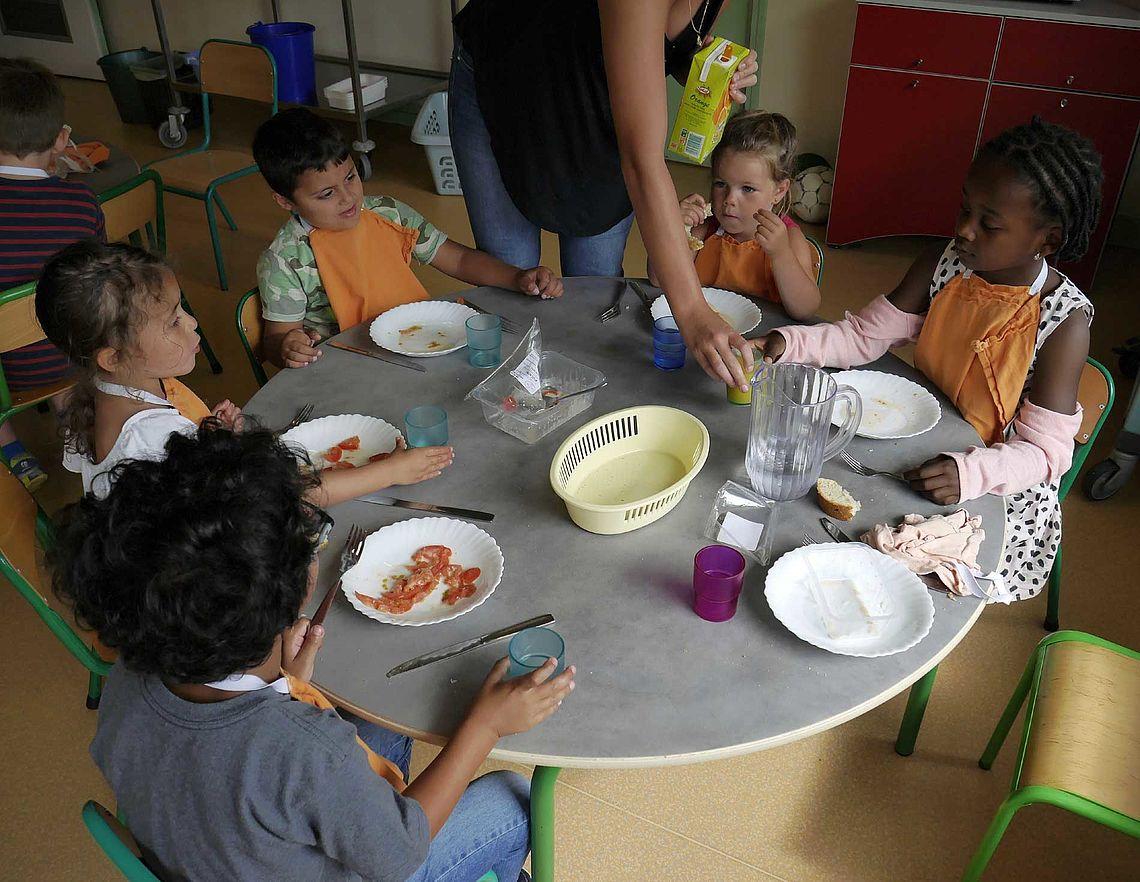 Restaurant scolaire de Kerfichant