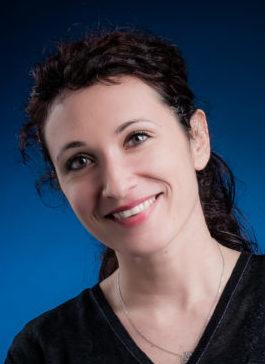 Aurélie MARTORELL, chargée de l'animation et de la vie associative