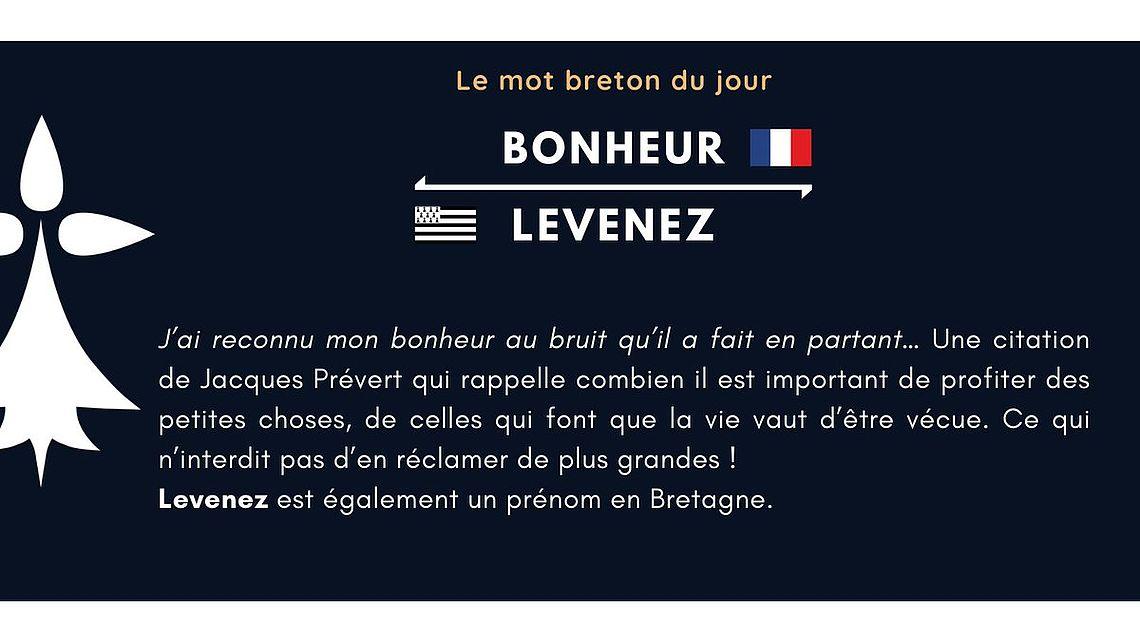 Levenez - Bonheur