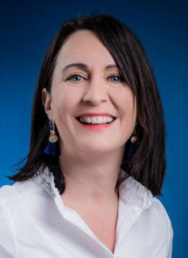 Morgane CHRISTIEN, chargée de l'environnement, de la transition énergétique, des espaces verts et de la reconquête végétale