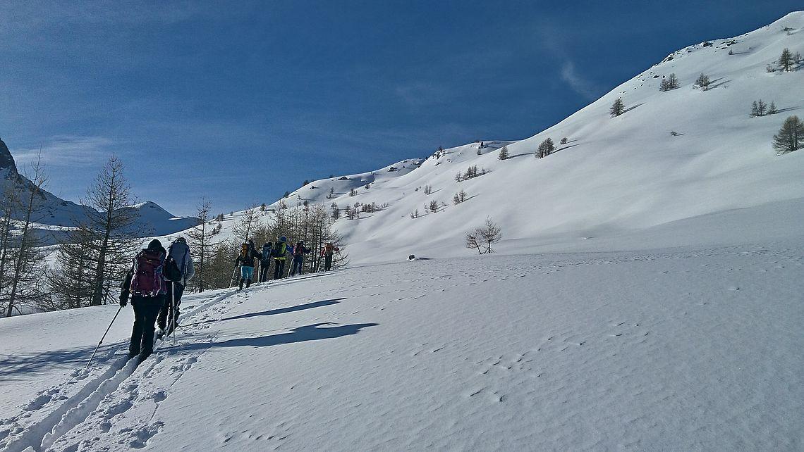 Ski nordique CAF 2020