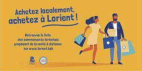 Accédez à la page dédiée www.lorient.bzh/covid-19/commerces-lorientais/