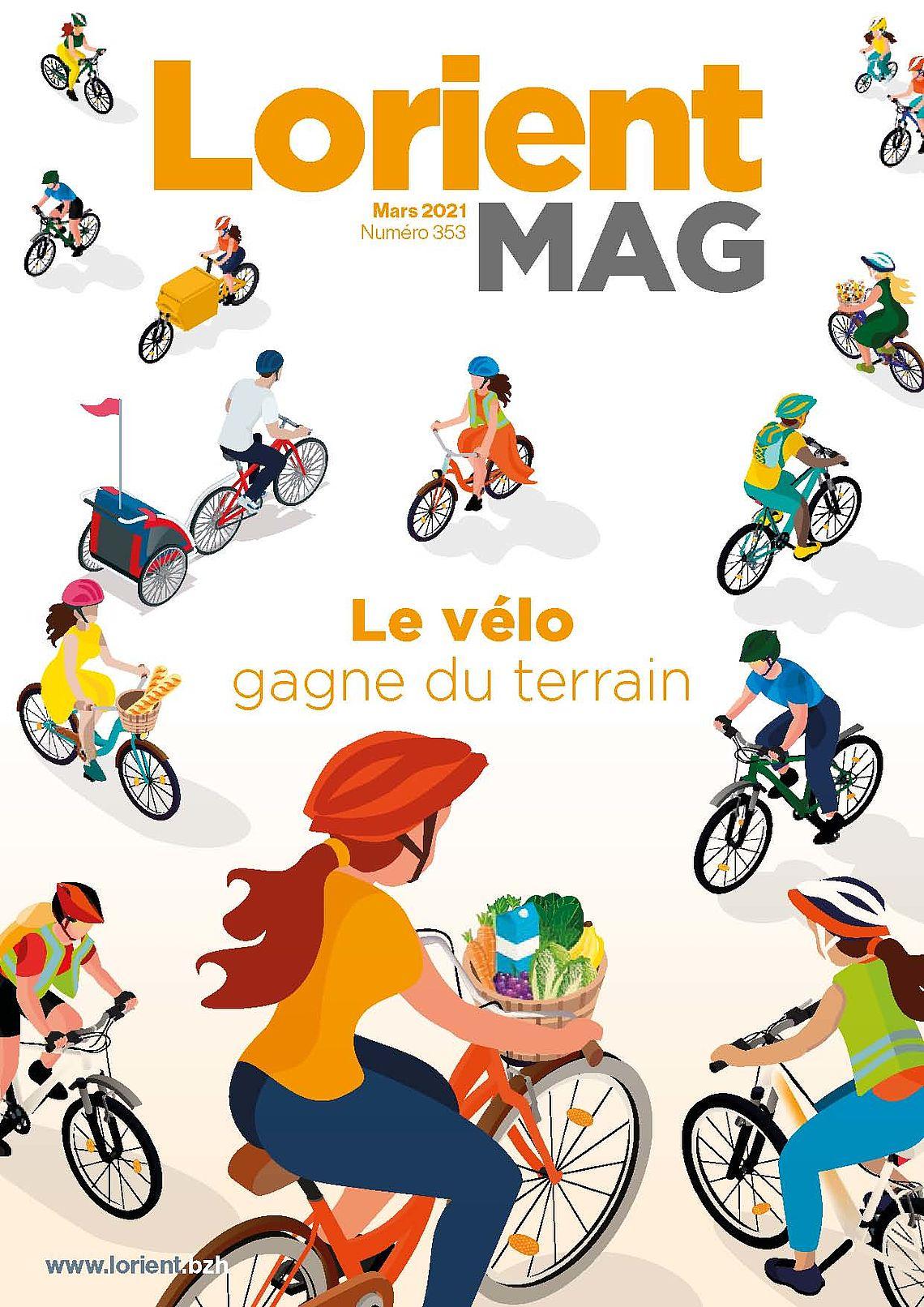 Accédez au dernier Lorient Mag sur Calaméo