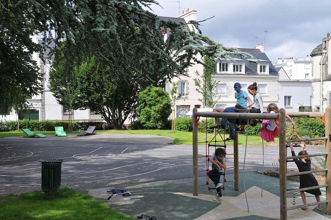 Square Sainte Anne d'Arvor