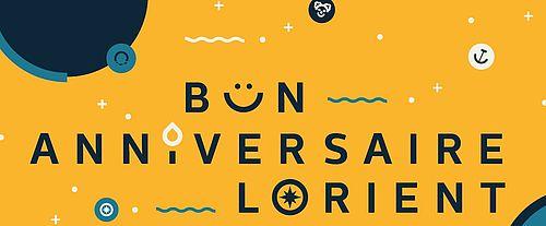 bon anniversaire Lorient