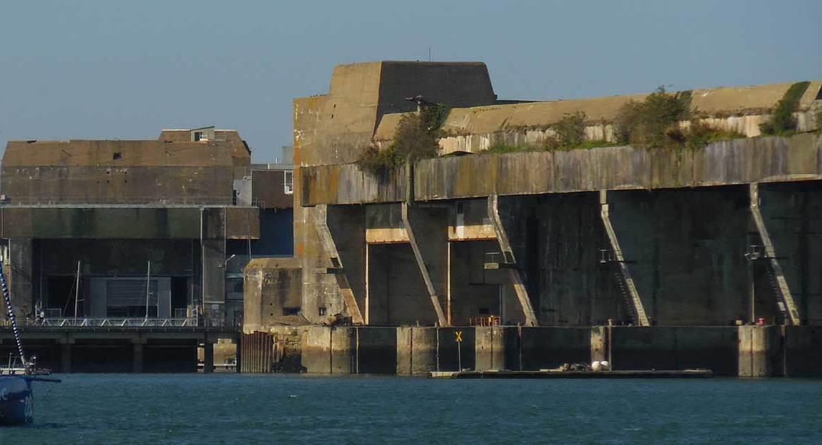 Base de sous-marins - circuit 8
