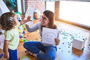Accueil enfant-parent - image AdobeStock