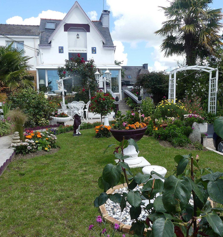 1 rue Morvan Lebesque - 1er prix dans la catégorie Jardin paysager visible de la rue