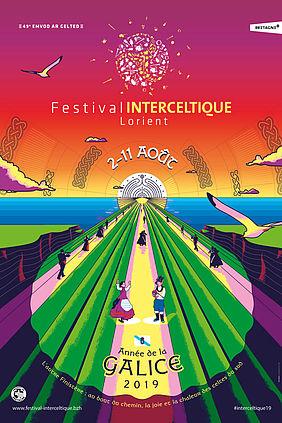 Festival interceltique 2019