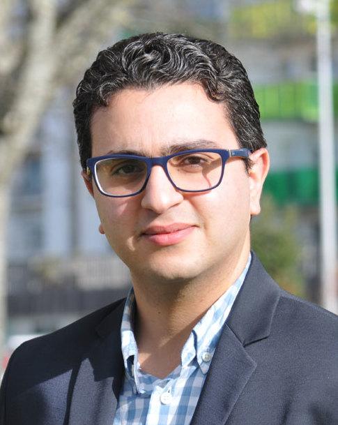 Chafik Hbila, adjoint au maire chargé de la politique de la ville