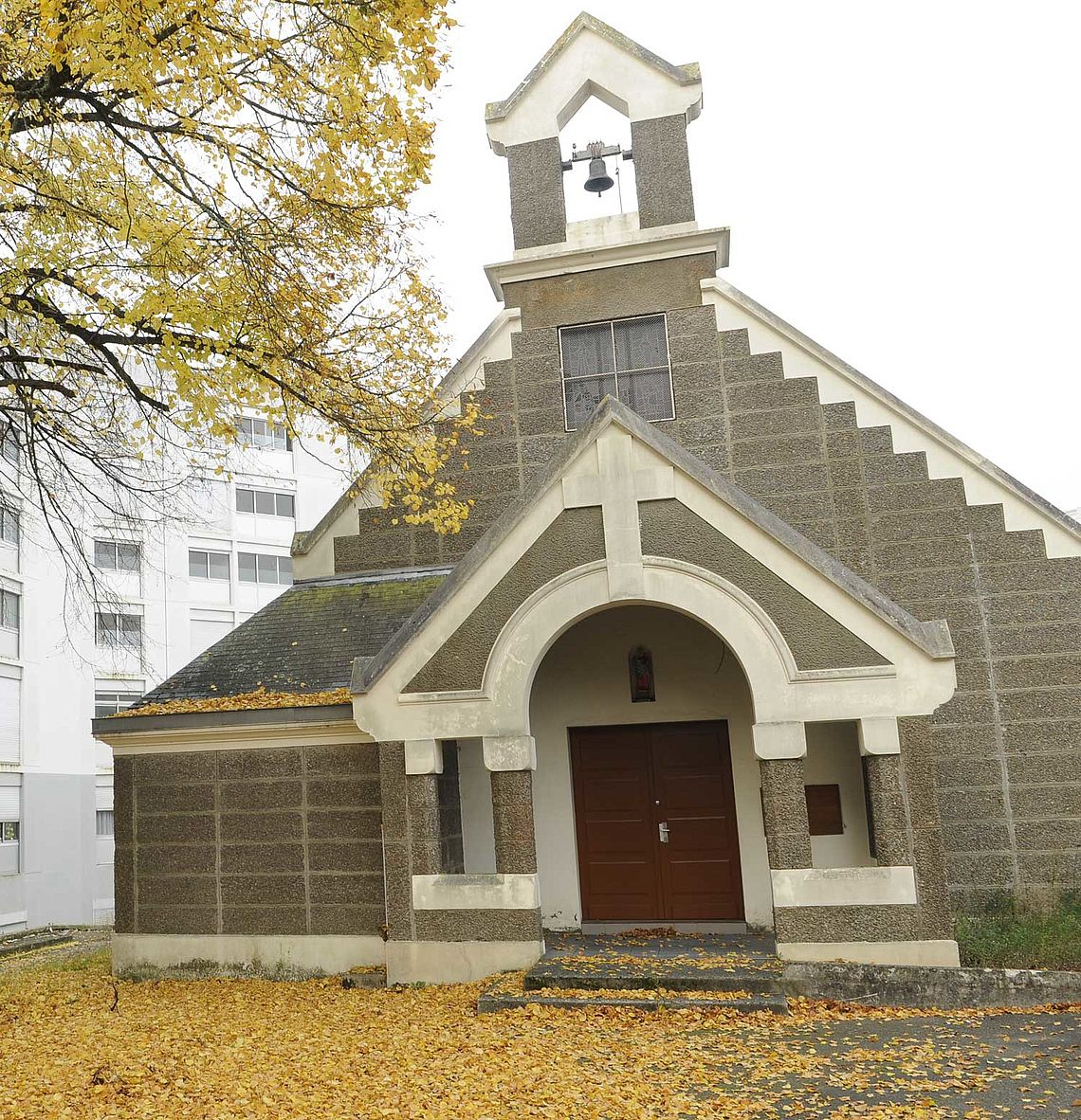 La chapelle de l'hôpital
