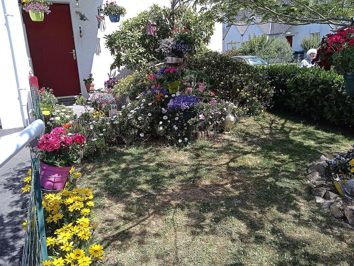 Jardin de Monique Le Boulch