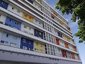 Immeuble du Moustoir, dit à échasses