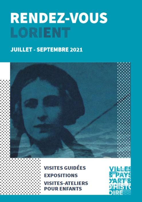 Expositions, visites guidées et ateliers jeune public... découvrez le patrimoine de Lorient tout l'été ! Cliquez pour le programme détaillé au format pdf