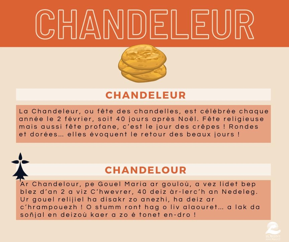Chandeleur - Chandelour