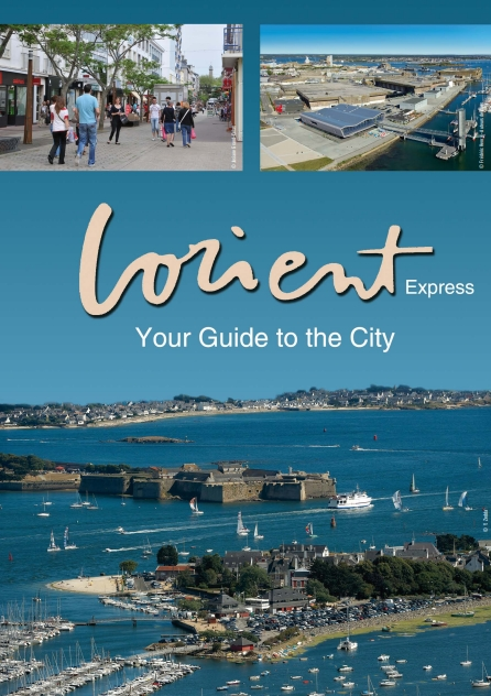 "Download the guide ""Lorient express"""