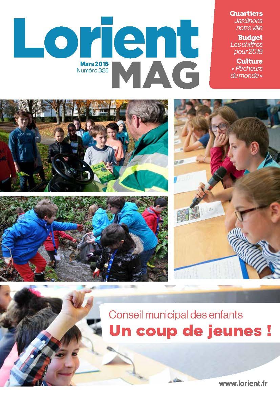 Lorient mag 325 - mars 2018