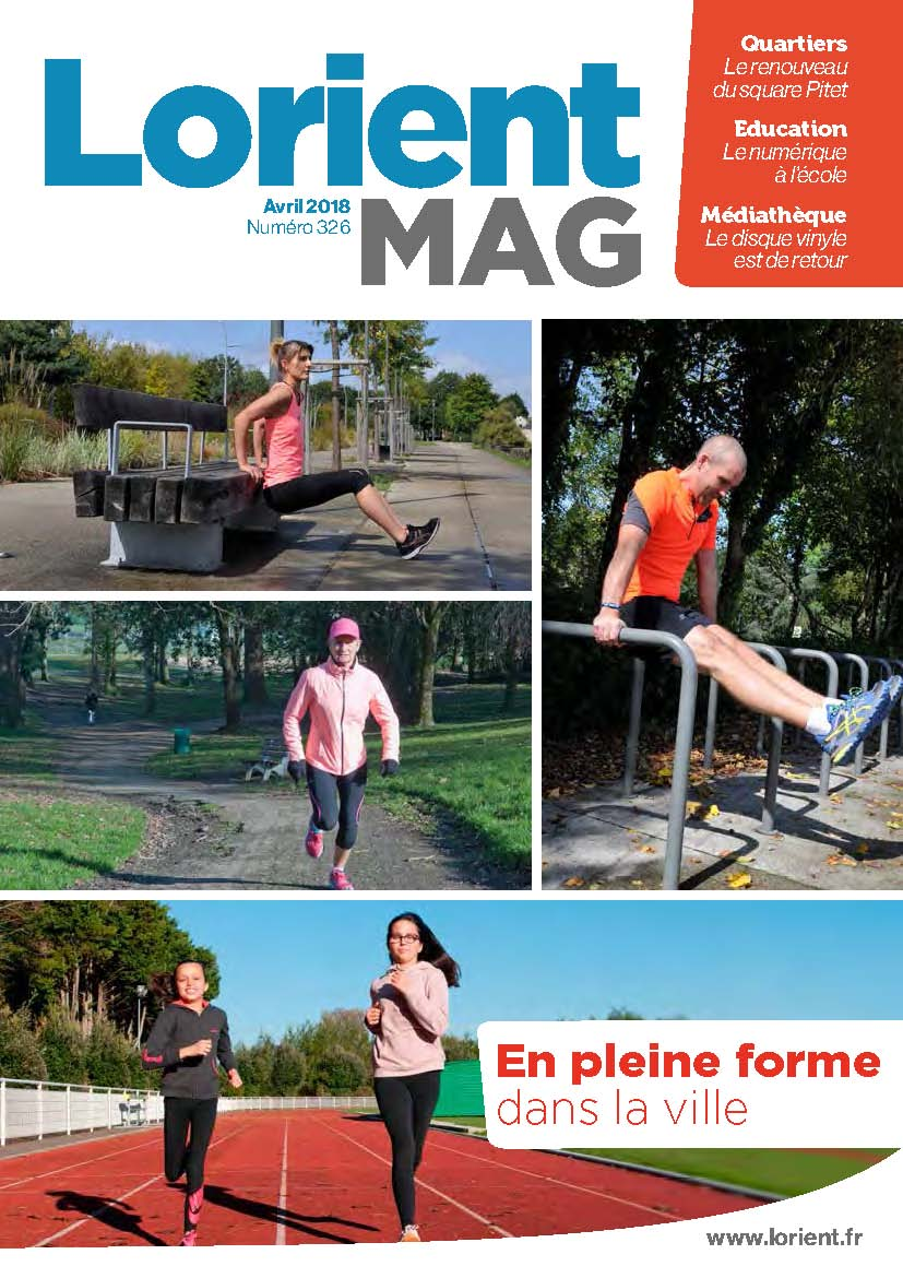 Lorient Mag 326  - avril 2018