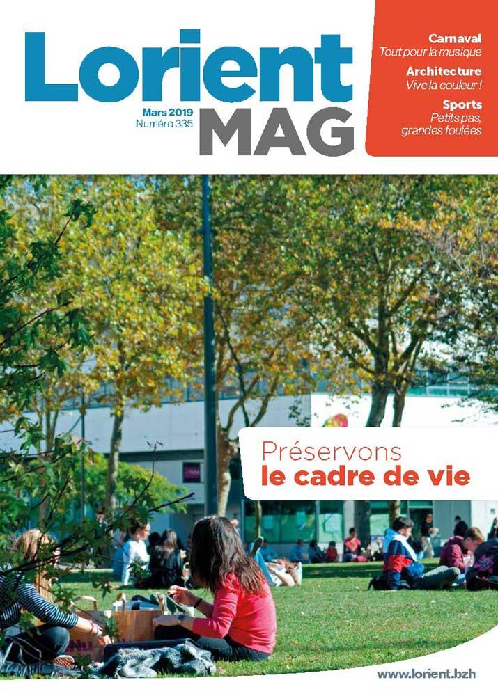 Lorient mag de mars 2019